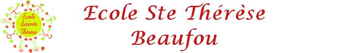 Ecole Ste Thérèse Beaufou